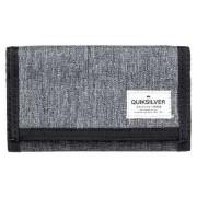 QUIKSILVER - peňaženka EVERYWEAR light grey heather Velikost: M