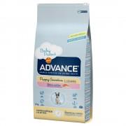 Advance Puppy Sensitive salmón y arroz - Pack % - 2 x 12 kg
