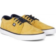DC COUNCIL SE M SHOE Sneakers For Men(Yellow)
