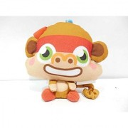 Moshi Monsters Moshlings Backpack Clip Plush Figure Chop Chop With Online Code