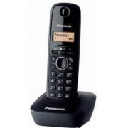 Bežični telefon Panasonic KX-TG1611FXH crni