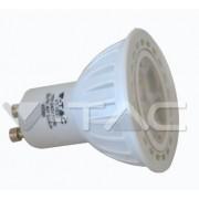 Bombilla led 4w luz CALIDA GU10 240V 300 LM color blanca