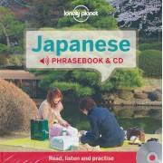 Woordenboek Phrasebook & CD Japanese – Japans | Lonely Planet