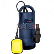 Pompa submersibila Stern WP900D, 900 W, Debit maxim 14000 l/h, Albastru