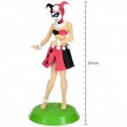 Action Figure Arlequina Hula Girl Dc Comics