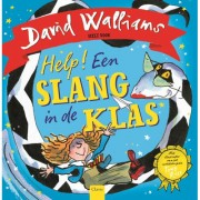 Help! Een slang in de klas - David Walliams