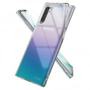 Husa Samsung Galaxy Note 10 Ringke Silicon Air Transparent