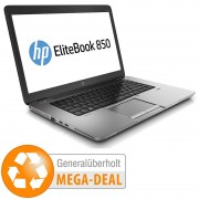 "HP Elitebook 850 G1, 39,6 cm/15,6"", Core i5, 256 GB SSD (generalüberholt)"