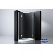Best Design Erico douchecabine 100x100x192cm met 2 deuren 6mm veiligheidsglas chroom 3875250
