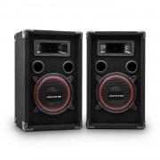"Auna Pro JO3508 пасивни високоговорители, 20 см (8""), 1000W (JO-PA-220-P-Pair)"