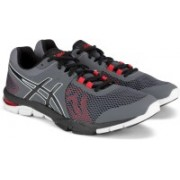 Asics GEL-CRAZE TR 4 Gym and Training Shoes For Men(Grey)