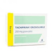 ANGELINI SpA Tachipirina Orosolubile 250 Mg 10 Buste