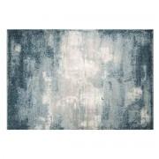 Miliboo Teppich blau modern aus Polypropylen 160x230cm CHLOE