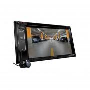 Autoestéreo Pantalla Kenwood DDX25BT + Cámara De Reversa DVD Bluetooth