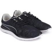 Puma Flex Camo Mesh IDP Running Shoes For Men(Black)