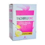 ANGELINI SpA Tachifludec Polvere 10 Buste Limone/miele