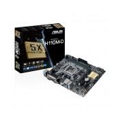 Tarjeta Madre ASUS micro ATX H110M-D, S-1151, Intel H110, HDMI, USB 2.0/3.0, 32GB DDR4, para Intel ― Requiere Actualización de BIOS para trabajar con Procesadores de 7ma Generación
