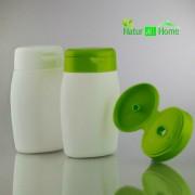 Recipient plastic tip flacon 100 ml