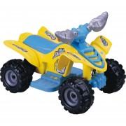 Montable Electrico Cuatrimoto Mini Taurus MyToy -Azul
