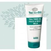 Dr. Müller Tea Tree Oil teafa arc-és testápoló tej - 150ml