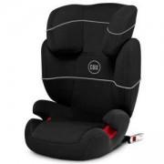 Детско столче за кола Cybex Free Fix Pure Black, 512113019