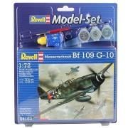 Revell Model Set 04160 repülőgép – Messerschmitt Bf 109 G-10
