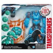 Transformers Robots in Disguise Mini Con Deployers Overload and Backtrack B4716