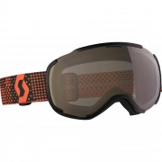 Scott Faze II - schwarz orange / - Skibrillen