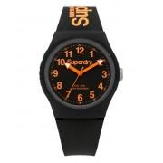 Superdry Urban Armbanduhr 1SIZE schwarz