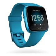 Fitbit Versa Lite Marina Blue / Marina Blue Aluminum