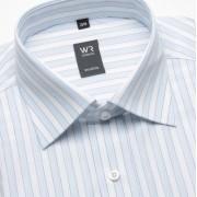 Bărbați cămașă clasică Willsoor Londra 574