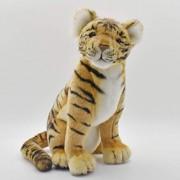 Hansa Sitting Tiger Cub Plush