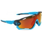 Oakley JAWBREAKER Sports Sunglass(Red)