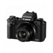 Aparat foto compact Canon PowerShot G5 X 20.2 Mpx zoom optic 4x WiFi Negru