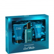Davidoff Cool Water Confezione 40 ML EDT + 50 ML Shower Gel + 50 ML After Shave Balm