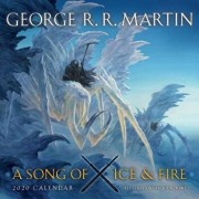 A Song of Ice and Fire 2020 Calendar: Illustrations by John Howe/George R. R. Martin