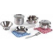 Bucatarie copii Step2 Cooking Set 10 Parts