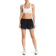 Nike Dri-Fit 10K Shorts 039 BLACKWLFGRY