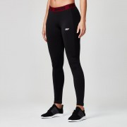 Myprotein Curve Seamless Leggings - L - Black
