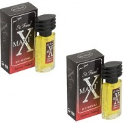 Skyedventures Set of 2 Maxi Red St font Perfume