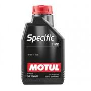 MOTUL SPECIFIC 5122 0W-20 1L motorolaj