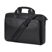 "HP Executive Carrying Case (Briefcase) for 35.8 cm (14.1"") Notebook - Black"