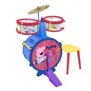 Bateria Musical Peppa Pig - Claudio Reig