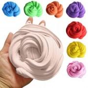 Johntoy Puff slime, Clay, 12-pack i många olika färger