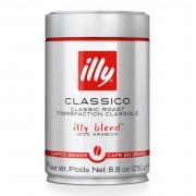 Illy szemes GRANI Medium Roast kávé (normál, piros) 250 g