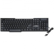 Prodot Wired USB Standard Keyboard (Black)