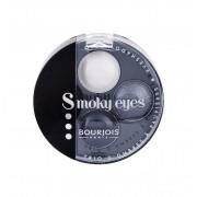 Bourjois Paris Smoky Eyes 4,5G 16 Gris Party Per Donna (Eye Shadow)