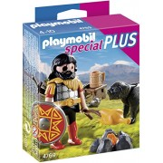 PLAYMOBIL Barbarian Dog with at Campfire