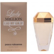 LADY MILLION EAU MY GOLD! apă de toaletă cu vaporizator 80 ml
