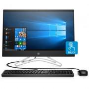 """Компютър HP All-in-One 24-f0011nu - 23.8"""" FHD IPS сензорен екран, Intel Core i5-9400T"""